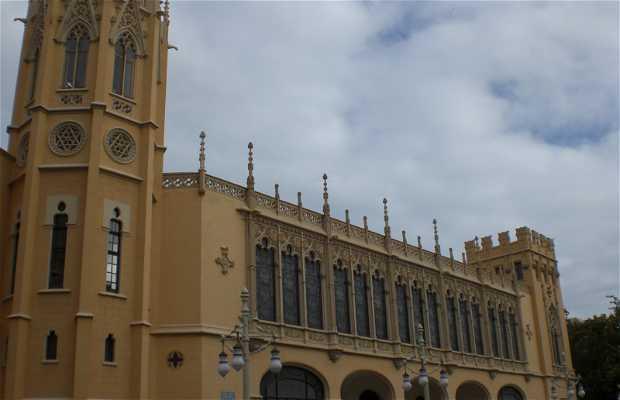 Palacio municipal de la Exposición
