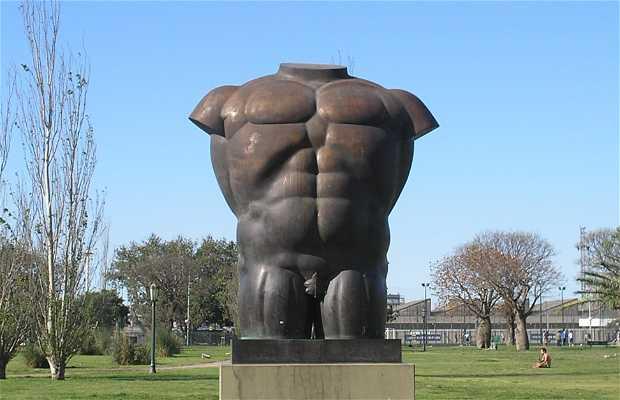 Escultura busto de fernando botero en buenos aires 1 - Fotos de botero ...