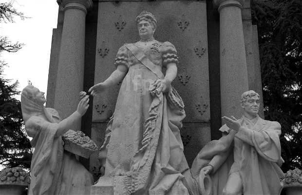 Monumento a la Infanta Isabel de Borbón