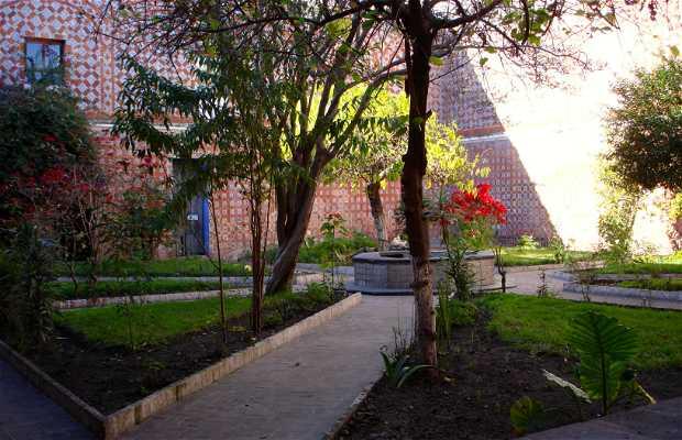 Ex convento de Santa Mónica