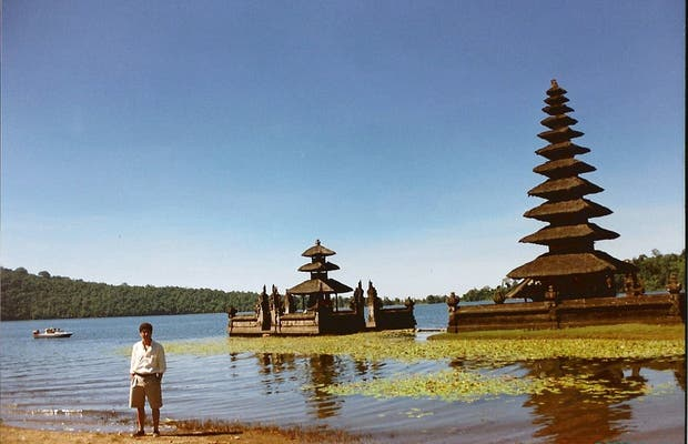 Pura Ulu Danau Bratan Temple
