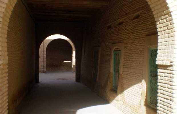 Medina de Nefta - Barrio Ouled ech Cherif