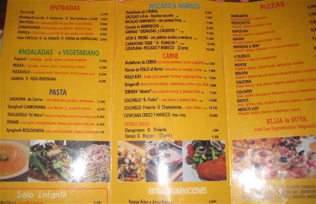 Restaurant Pizza Pasta