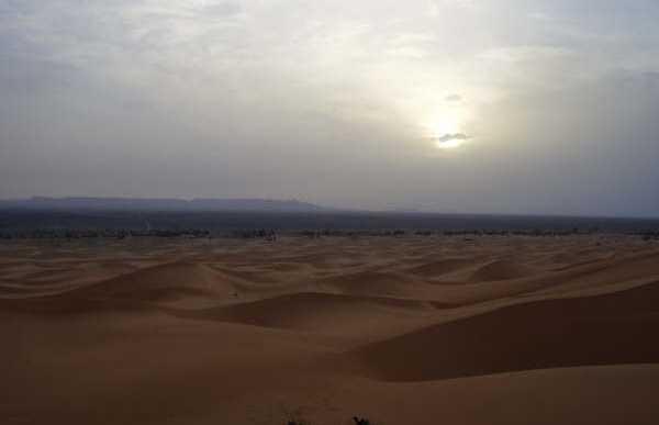 Tumbuctú, Sahara gate