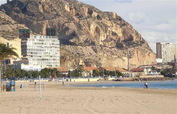 Spiaggia El Postiguet