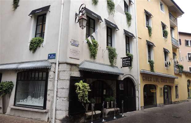 Rue de la Trésorerie