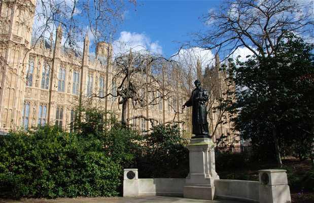 Statue de Emmeline Pankhurst