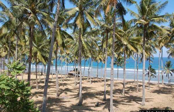 Les plages de Senggigi