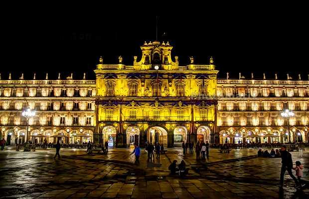 Plaza Mayor di Salamanca