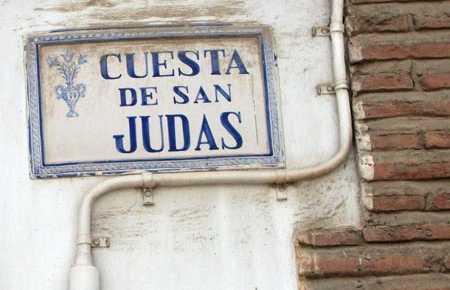 Cuesta de San Judas