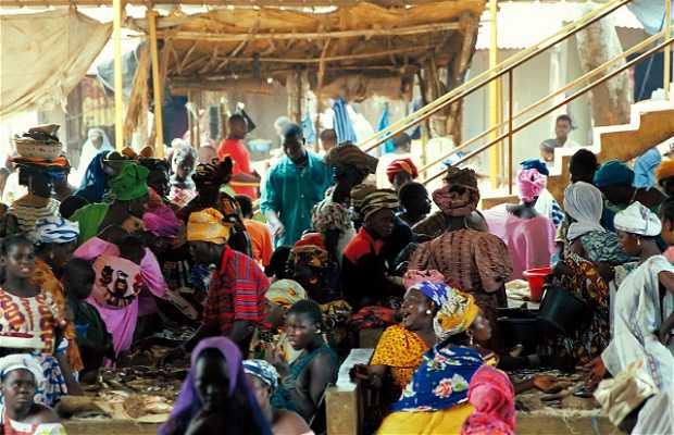 Marché de Bamako