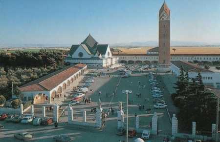 Santuario de la Virgen Incoronata