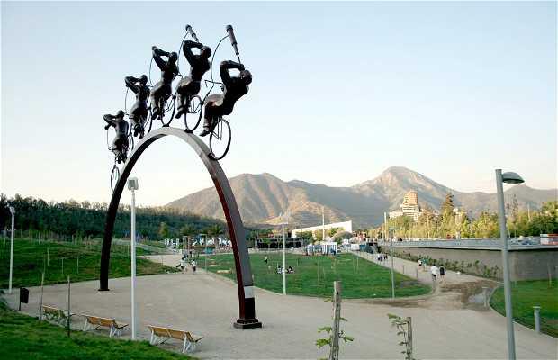 Ciudad Parque Bicentenario