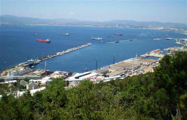 Port de Gibraltar