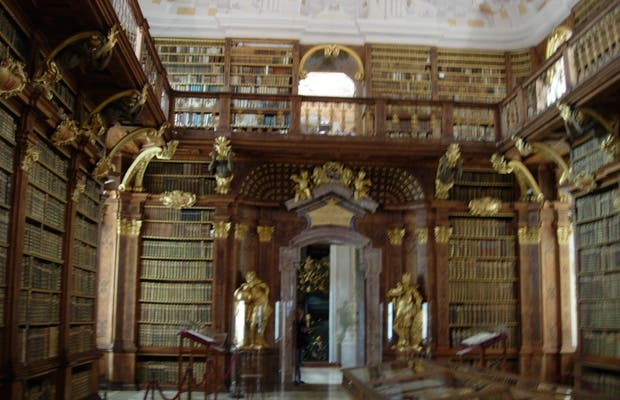 Library of the Abbey of Melk
