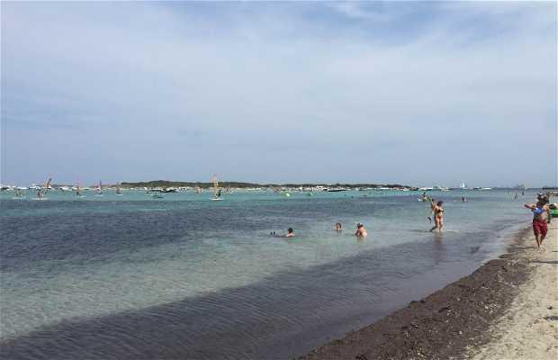 Playa de Grand Sperone