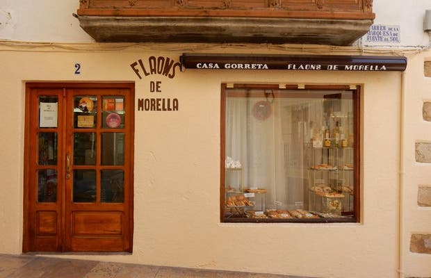 Pastelería Casa Gorreta