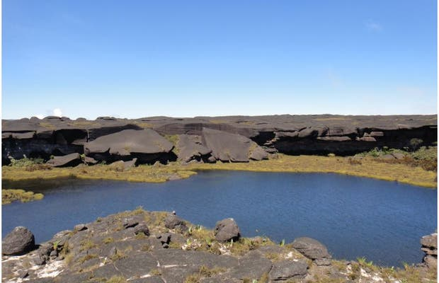 Lago Gladys