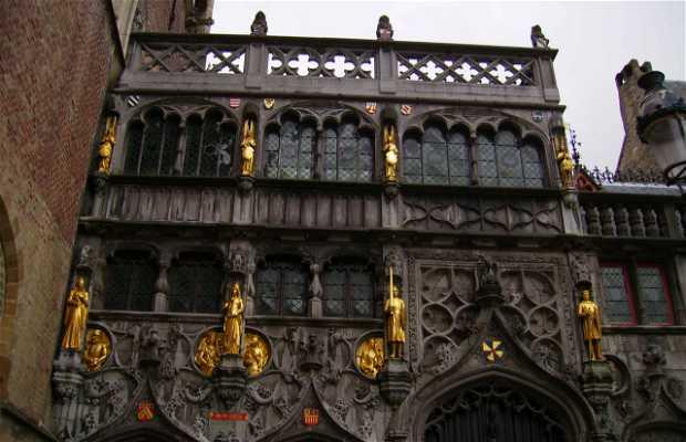 Basilique du Saint Sang