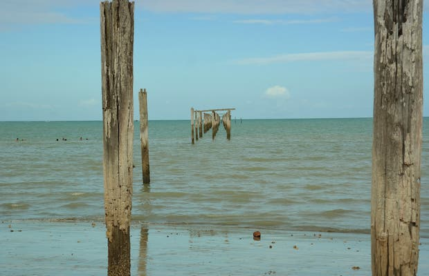 Praia do Píer