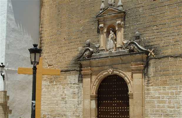 Eglise des Carmes Déchaux