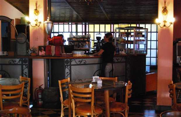 Café y Pizzería Kafka