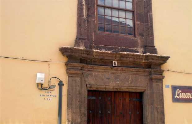 San Martín House