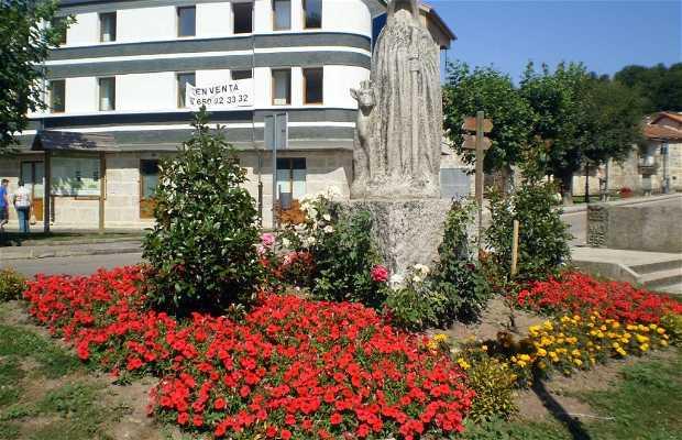 Monument à Saint Mamède