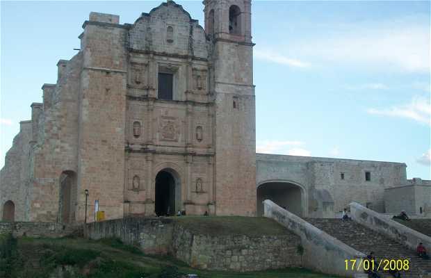Templo Santo Domingo de Yanhuitlán