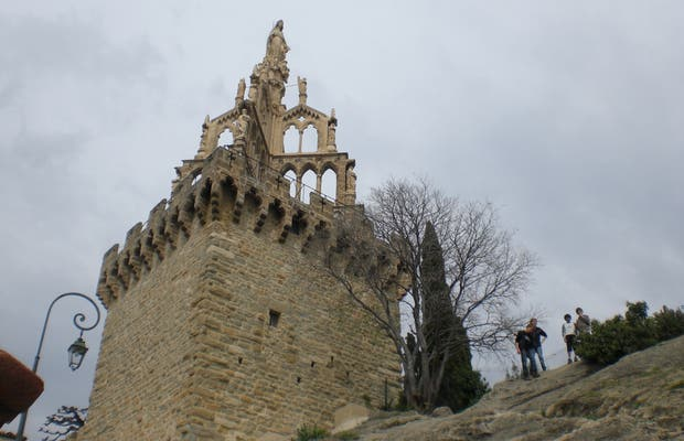 Torre Randonne a Nyons