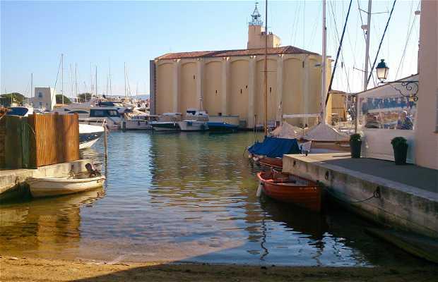 Puerto de Port Grimaud