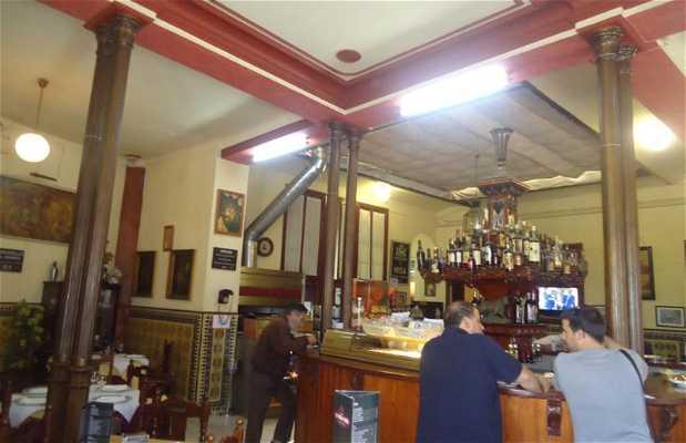 Restaurante La Parra Vieja