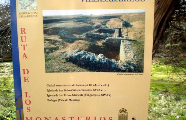 Area de descanso Camino de Santiago