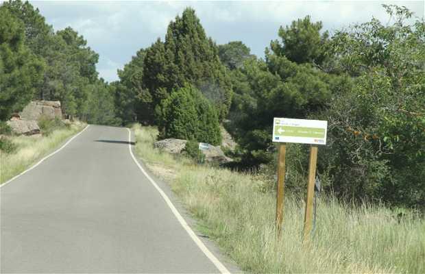 Parc culturel Albarracin