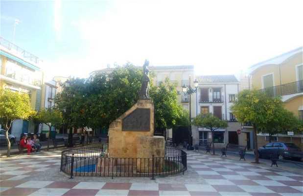 Antonio Mairena square