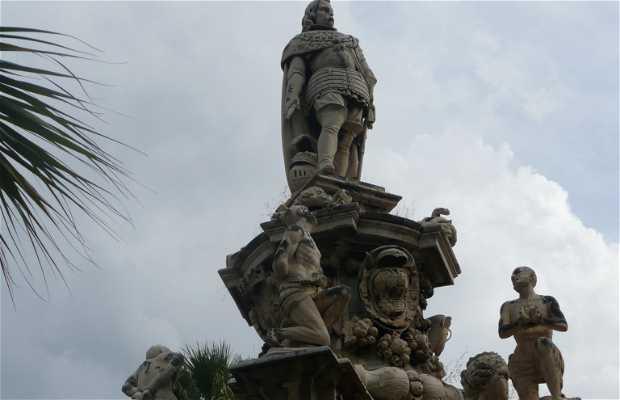 Monumento a Felipe V