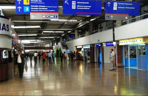La Terminal, estación de buses de Bogotá