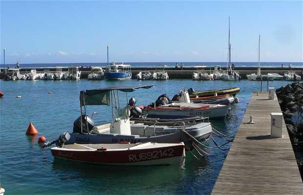 Port de saint Leu