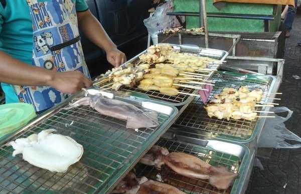 Brochettes de Bangkok