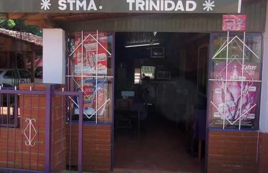 Le restaurant Bar Comedor