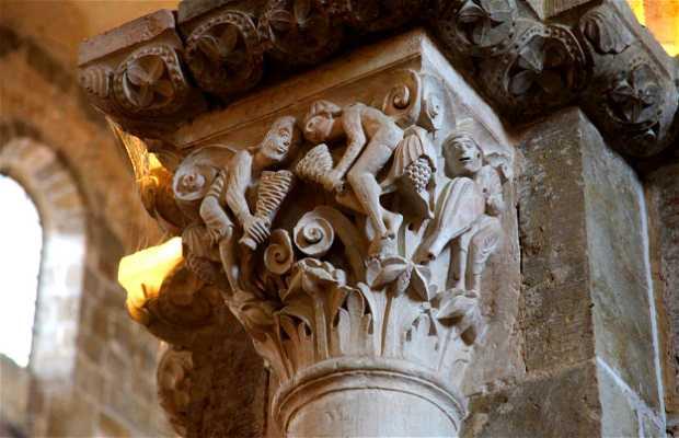 Chapiteaux de Vézelay