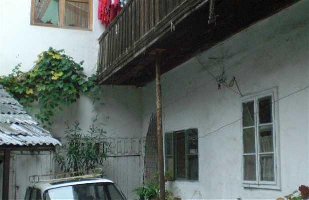 Rua Avram Landu