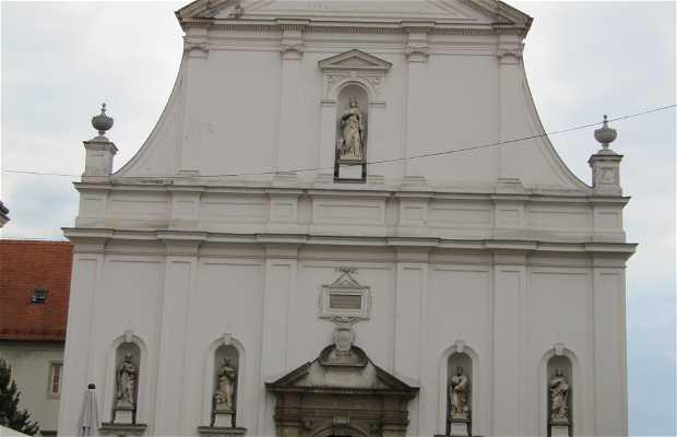 Santa Caterina Jesuit church