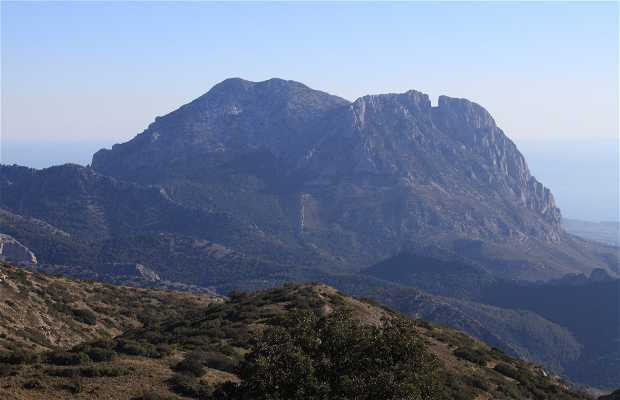 Monte Aitana
