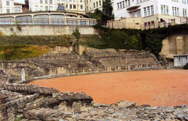 Amphithéâtre des 3 Gaules
