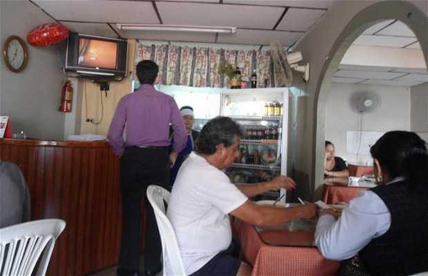Restaurante El Rinconcito d'Yuli