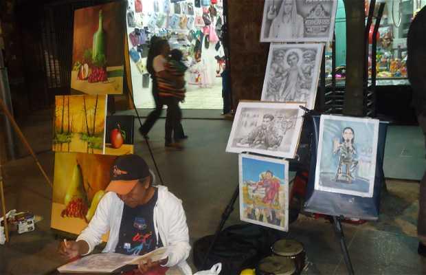 Artistas de la 6A Avenida