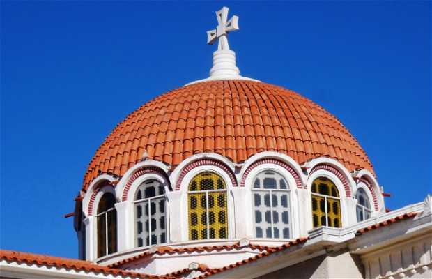 Iglesia Ortodoxa Agios Georgios (Latsia)
