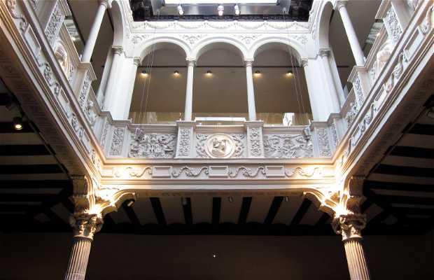Casa del Infanzón Jerónimo Cósida