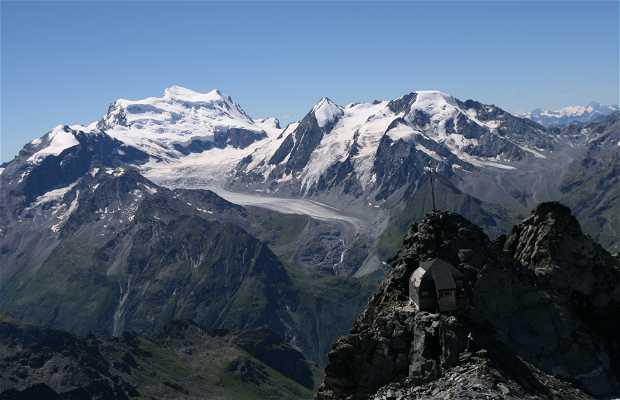 Cabane d'alpiniste